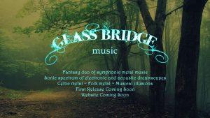 glass bridge music